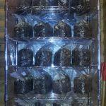 菌床袋開封作業は意外と時間がかかる件